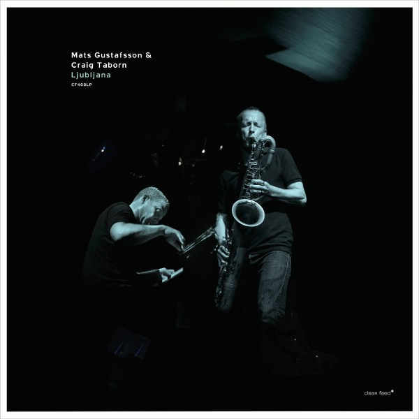 New release of LP at Clean feed with my image of Craig Taborn
