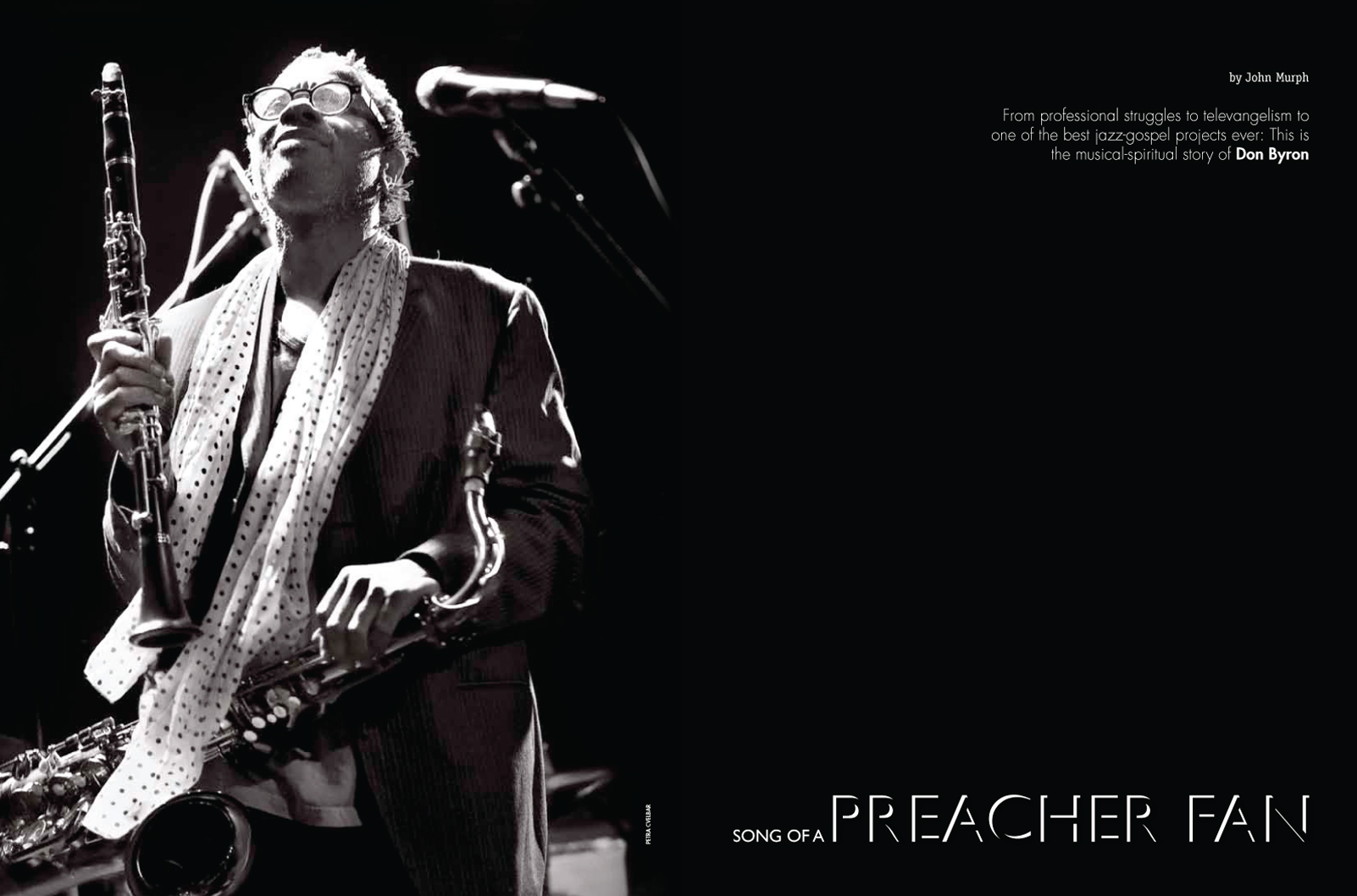 Don Byron photos in JazzTimes Magazine