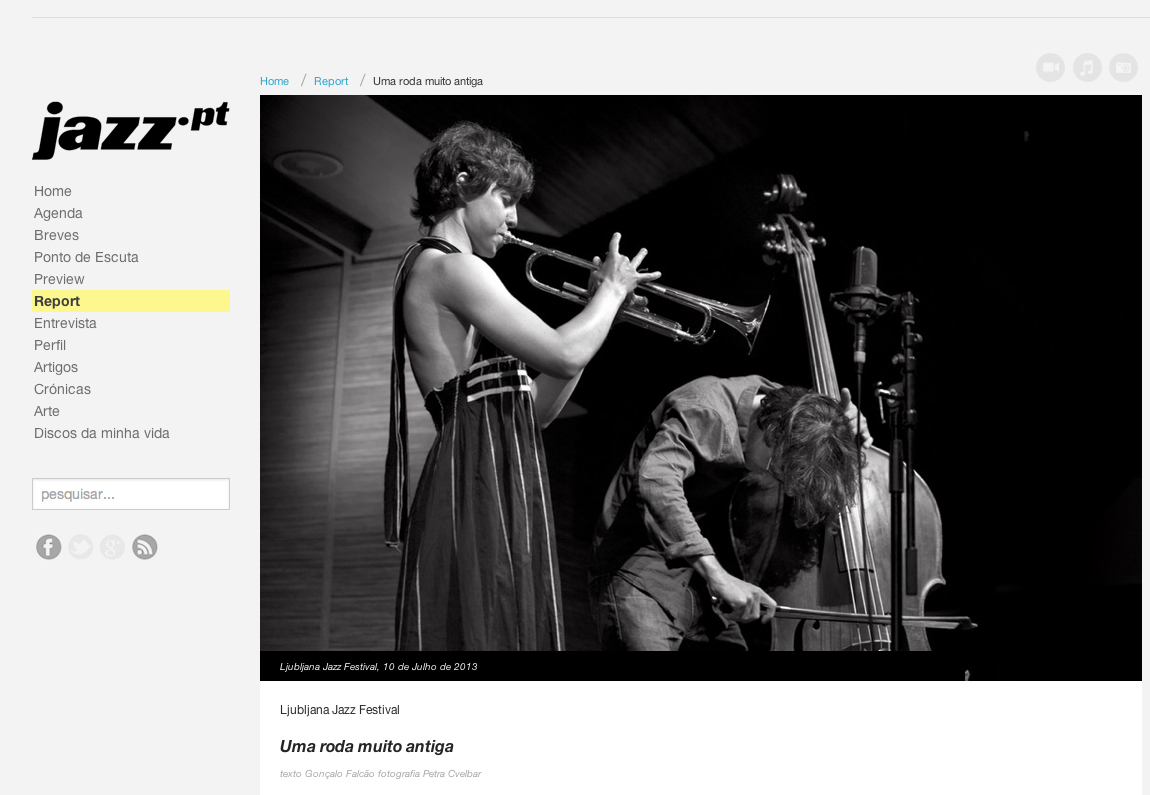 Published photos at jazz.pt