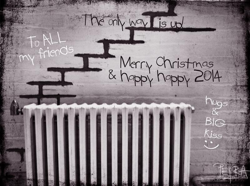 Merry Christmas & Happy Happy 2014