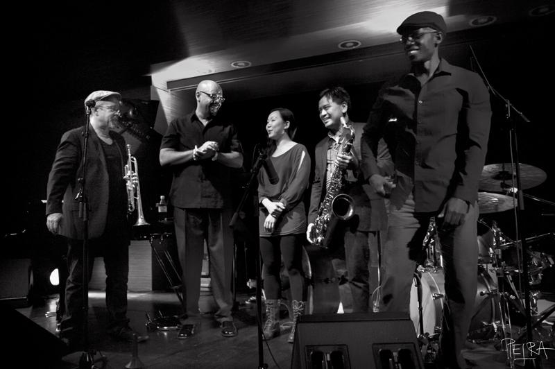 Dave Douglas Quintet at Tuesday Clubbing in Cankarjev dom, Ljubljana