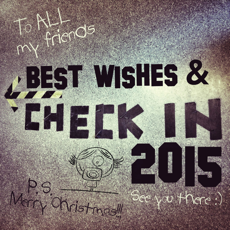 Best wishes for 2015 :)