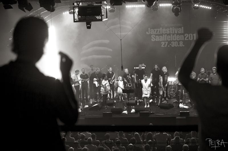 Saalfelden Jazz Festival 2015, Saalfelden, Austria