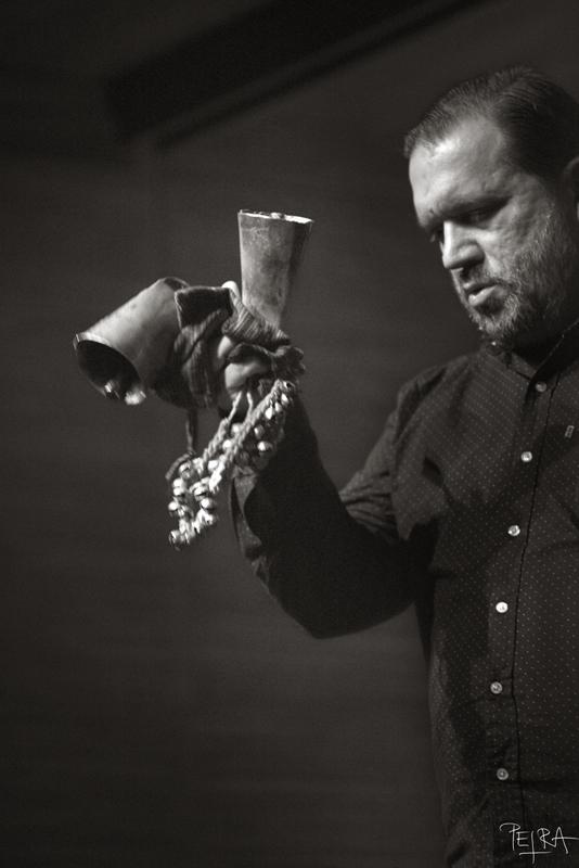 Rob Mazurek '50' Black Cube SP at Cankarjev dom, Ljubljana, SLO
