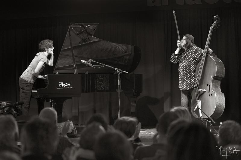 Artacts'16 Festival für Jazz und Improvisierte Musik, St. Johann, Tirol, Austria