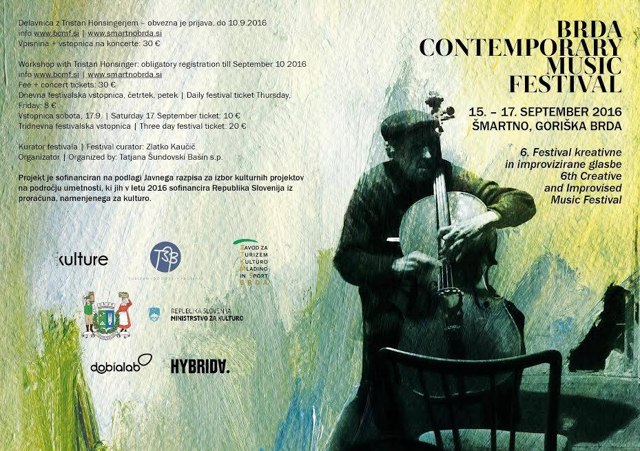 Upcomming Photo Exhibition at Brda Contemporary Music Festival in September