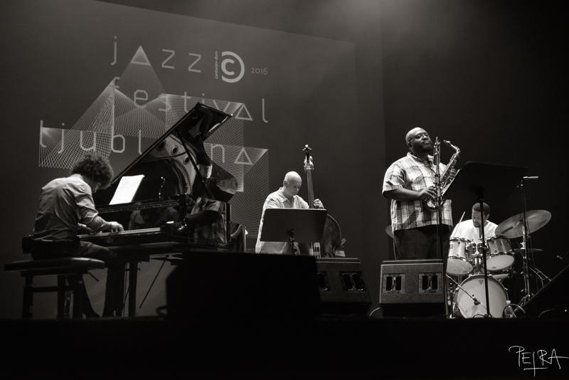 Jazz Festival Ljubljana 2016, SLO