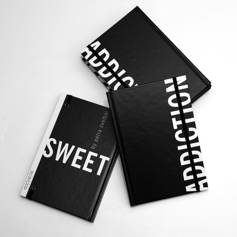 Sweet Addiction got a printed version