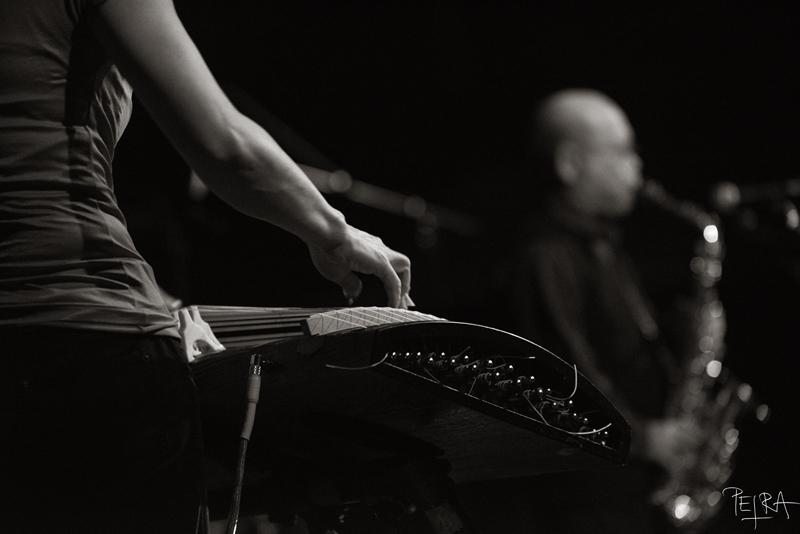 DŌJŌ WITH AKIRA SAKATA & Goran Krmac Kvartet at Tuesday Clubbing, Ljubljana, SLO