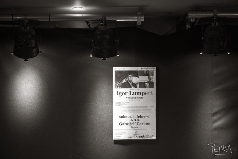 IGOR LUMPERT INVISIBLE CITIES, Cerkno, Slovenia