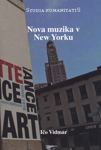 Published photos in the book Nova muzika v New Yorku by Ico Vidmar