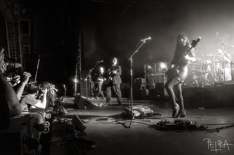 Pixies, Ljubljana, Krizanke, SLO