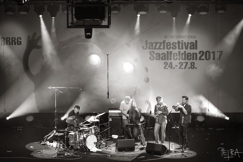 38. International Jazzfestival Saalfelden, Austria