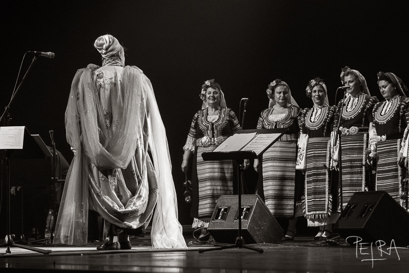 The Mystery of the Bulgarian Voices featuring Lisa Gerrard, Cankarjev dom, Ljubljana, SLO