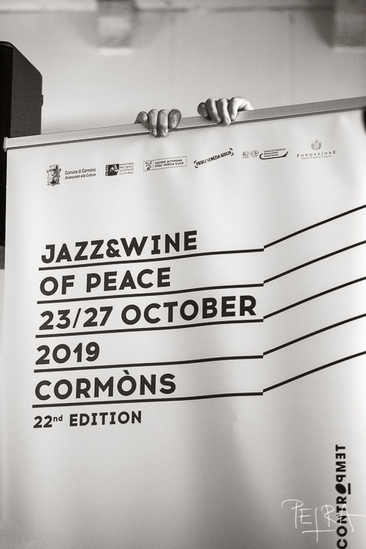22. festival JAZZ & WINE OF PEACE 2019, Controtempo, Italija & Slovenija