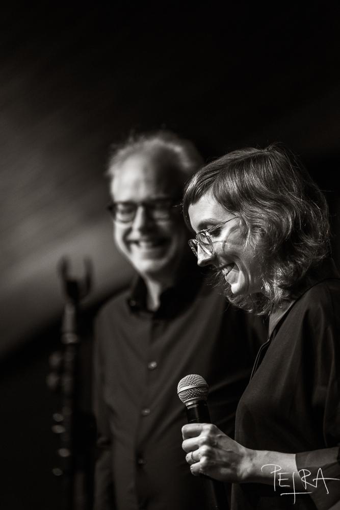 Mary Halvorson & Bill Frisell, The Stone Series, Cankarjev dom, Ljubljana, SLO